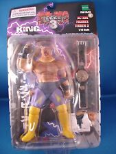 Palisades Toys - Tekken 3 - King Action Figure 1/10 size - Retired