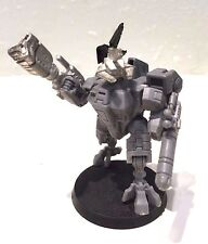 Warhammer 40k Tau Empire Crisis Suit Battlesuit Commander Nicely Built OOP