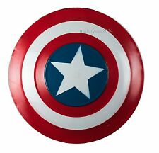 Avengers Civil War Captain America Shield 1:1 Steve Rogers ABS Metal Shield