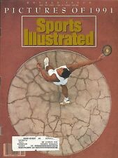 OLYMPICS DECATHLETE CHRISTIAN SCHENK 1991 SPORTS ILLUSTRATED YEAR IN PICTURES