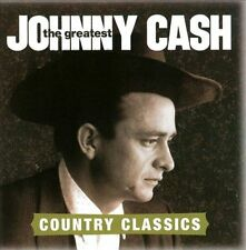 The  Greatest: Country Classics by Johnny Cash