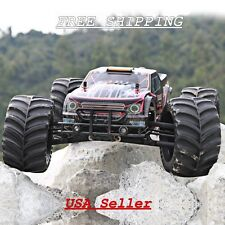 NEW MONSTER TRUCK RACING CHEETAH JLB 1/10 BRUSHLESS RC CAR RTR SPEED 80 km/hr