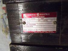 GE 18M803 1.5KvA Transformer 2400 PRIM 120/240 SEC