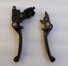 Black Clutch Brake Lever Handle 110cc 125cc 150cc PIT PRO DIRT BIKES BYCICLES