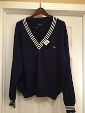 Authentic Christian Dior Monsieur 100% Cotton Men's Sweater Size L New With Tag
