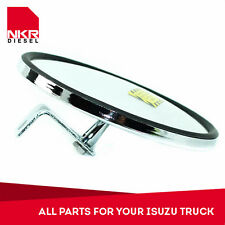 "Side Door Mirror 6"" Spot Rounded Inches For ISUZU NPR NRR NQR Fsr FVR"