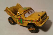 Disney Store Pixar Cars 3: TACO  *Demo Derby Racer* (Loose NEW) 1:43 DIE-CAST