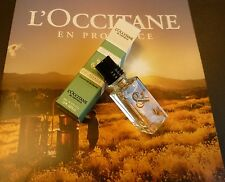 THE VERT & BIGARADE  Duftminiatur  L`OCCITANE en Provence  7.5 ml  Eau de Toil.