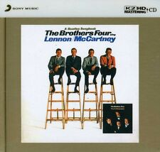 Beatles Songbook (K2hd Mastering) - Brothers Four (2012, CD NEUF)