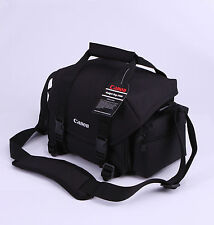 Canon Gadget Shoulder Camera Carry Case Bag 2400/9361 Black DSLR Travel Portable