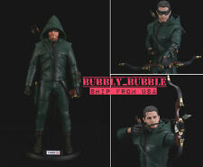 1/6 The Arrow Green Arrow Oliver Queen Head Figure Accessories Box Set USA