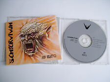 SEMPERVIVUM Ab Irato CD 1998 MEGA RARE OOP DEATH/BLACK ORIGINAL1st PRESSING!!!!