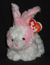 TY SORBET the PINK BUNNY BEANIE BABY - MINT with MINT TAGS