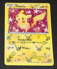 Pikachu RC7/RC25 Legendary Treasures Set HOLO Uncommon Pokemon Card EXCELLENT
