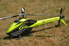 SAB Goblin 380 Ready to Fly RTF  3 Blatt Kyle Stacy Design + AXON + MZ 24 Pro