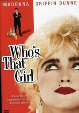 Who's That Girl? DVD Region 1