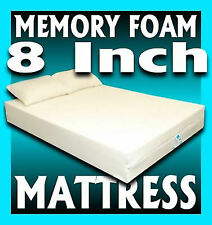 3 ft SINGLE VISCO ELASTIC MEMORY FOAM MATTRESS & COVER