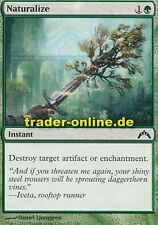2x Naturalize (Naturalisieren) Gatecrash Magic