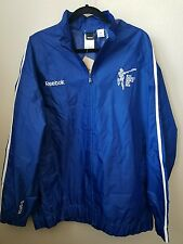 Reebok ICC Cricket World Cup 2015 Australia 2XL Blue Windbreaker Jacket New Tags