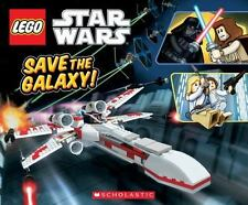 Lego Star Wars: Save the Galaxy! by Doodle Pictures Studio Staff and Ace...