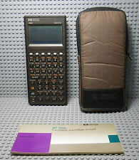 Hewlett Packard HP 48S - Scientific Calculator Vintage 1989