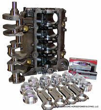 406ci Small Block Chevy Parts Kit; DIY Blower Short Block 2pc RMS up to 750hp
