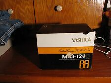 Yashica MAT-124 Camera excellent condition needs seals