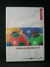 INTRODUCING NUMBERS 1-4 [dvd, corso in inglese]