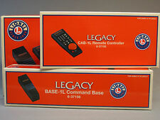 LIONEL LEGACY CAB-1L/BASE-1L COMMAND SET o gauge train 6-37147 NEW