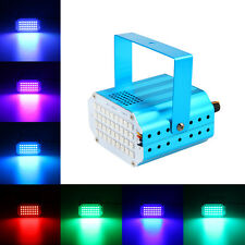 36pcs Mini RGB 5050 SMD Parte flash LED 36W DJ Ktv Disco Strobe luz de la etapa