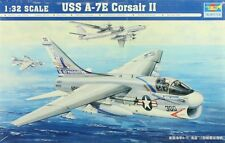 Trumpeter 1:32 USS A-7E Corsair II Plastic Aircraft Model Kit #02231