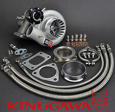 "Kinugawa Turbocharger 3"" TD05H-18G Anti Surge w/ T3 8cm V-Band Internal Gate Hsg"