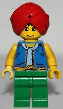 LeGo Adventures Orient Babloo Minifig w/ Green Legs Red Turban NEW