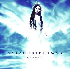 "SARAH BRIGHTMAN ""LA LUNA (NEW VERSION)"" CD NEW+"