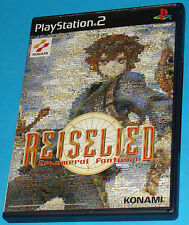 Reiselied - Ephemeral Fantasia - Sony Playstation 2 PS2 Jap