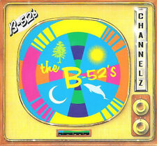 "B-52's, Channel Z, NEW/MINT Ltd edition 7 inch vinyl single in special ""TV pack"""