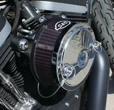 S S Cycle Stealth Air Filter for Stealth Air Cleaner Kit Standard 170-0193*