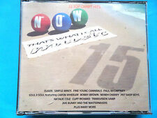 NOW 15  - THAT'S WHAT I CALL MUSIC  2 x CD  *EX/NM *