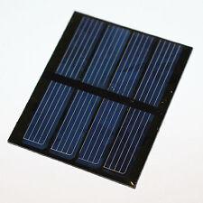 2V 150mA 55mm x 45mm Solar Panel Solar Cell 1 Watt 5.5cm Arduino Pi B GRADE 0.3W