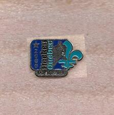 Outaouais Regional Hockey Association 2000 Quebec Canada Official Pin Old