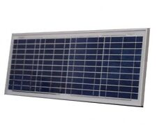 High Quality Shubh Solar 30 Watt 12v Solar Panel, Solar Plate High Quality 30W