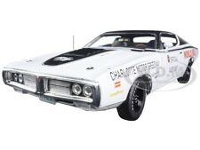 1971 DODGE CHARGER WHITE WORLD 600 PACE CAR LTD 1002pc 1/18 AUTOWORLD AW223