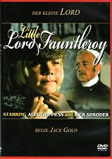 Little Lord Fauntleroy , DVD Region free , new / sealed , Alec Guinness