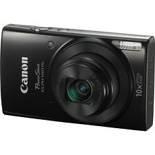 Canon PowerShot ELPH 190 IS Digital Camera with 10x Optical Zoom, Wi-Fi - Black