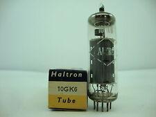 10GK6 TUBE. HALTRON BRAND TUBE, RC72.