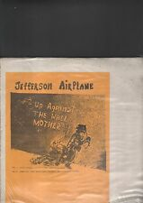 JEFFERSON AIRPLANE - up against the wall mother LP