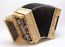 Steirische Harmonika BELTUNA Alpstar IV D36 Michlbauer, G-C-F-B, Pappel Wurzelh