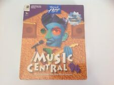 Microsoft Music Central 96 new and sealed