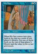 Wu Spy   NM   Portal: Three Kingdoms   Magic MTG