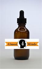 360 x 2 oz Amber Glass Bottles for Essential Oils w/ Glass Eye Dropper Wholesale